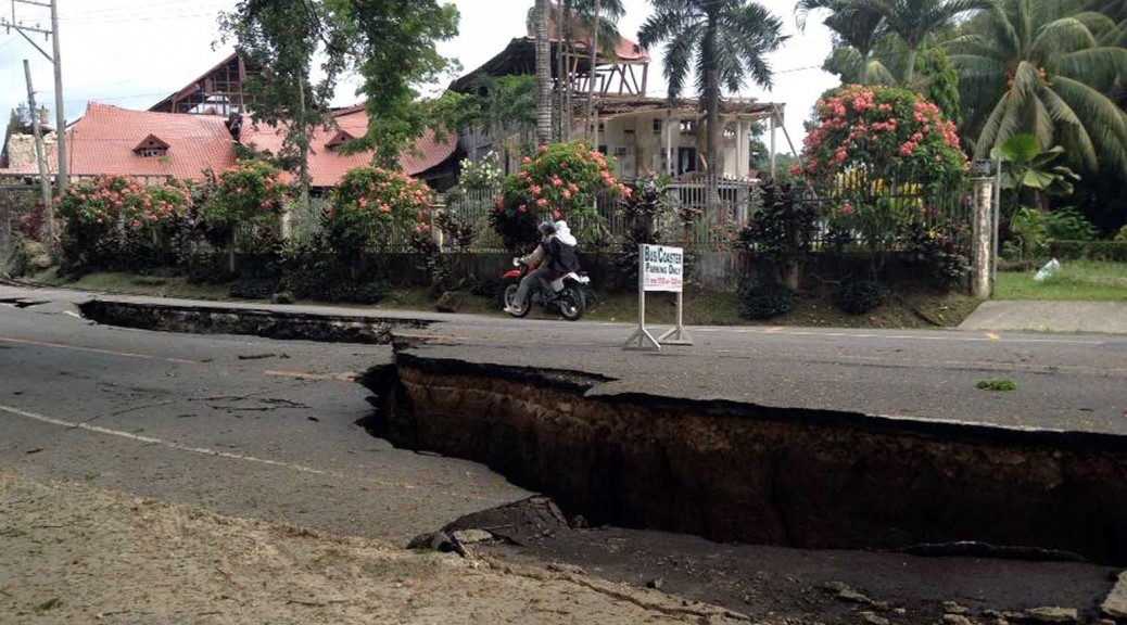 How Safe Are You and Your Property From Earthquake Fault Lines