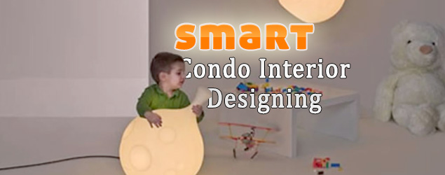 smart interior designs for a condo home