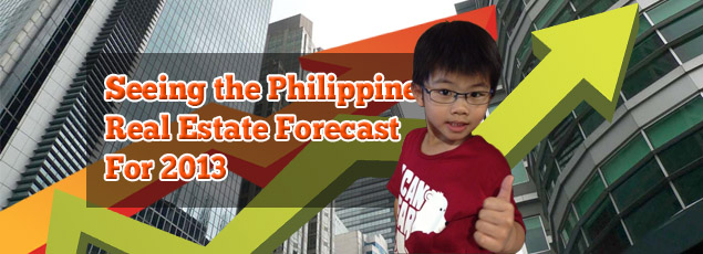 Philippine real estate forecast 2013 blog