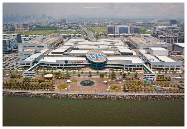 sm mall of asia complex