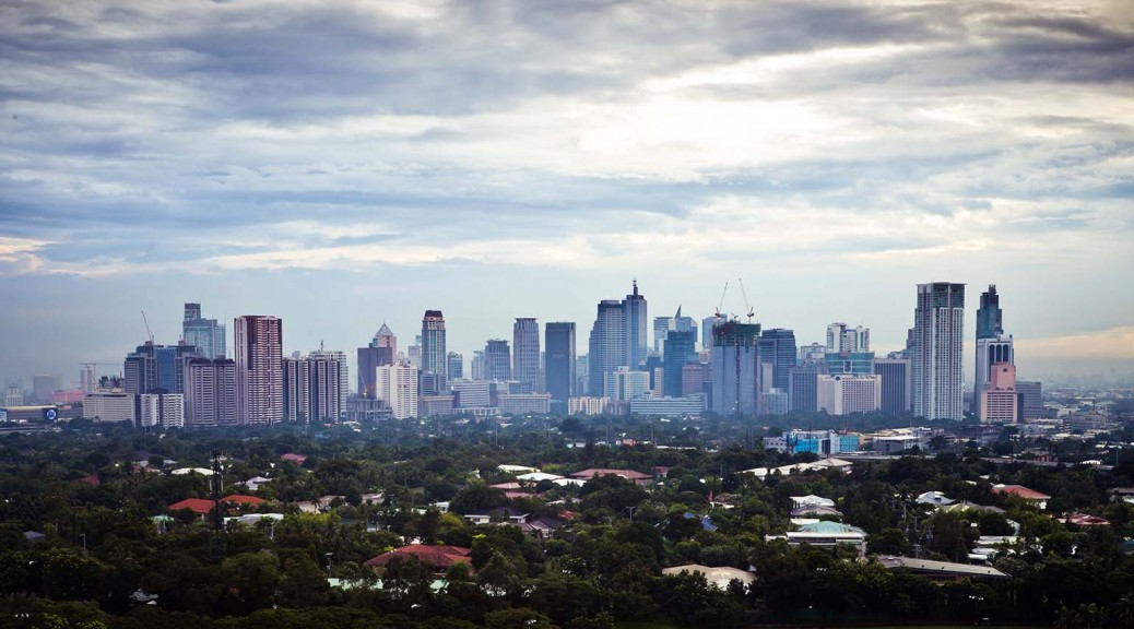 Makati Skyline - Condo Real Estate in the Philippines