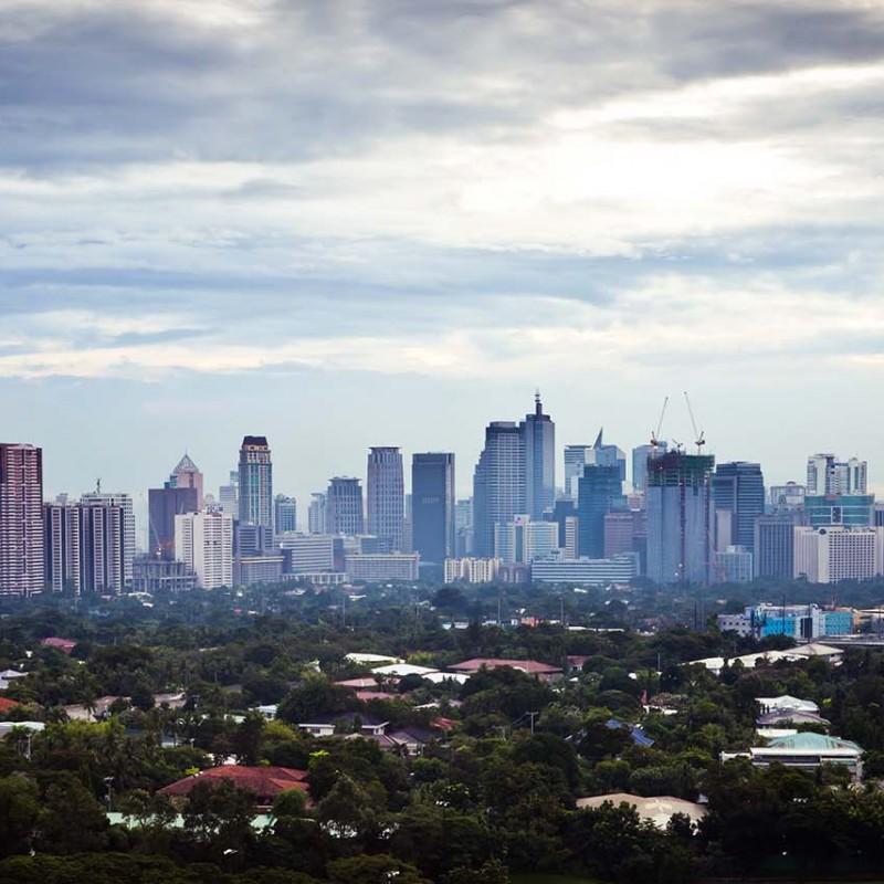 Makati Skyline - Condo Real Estate in the Philippines