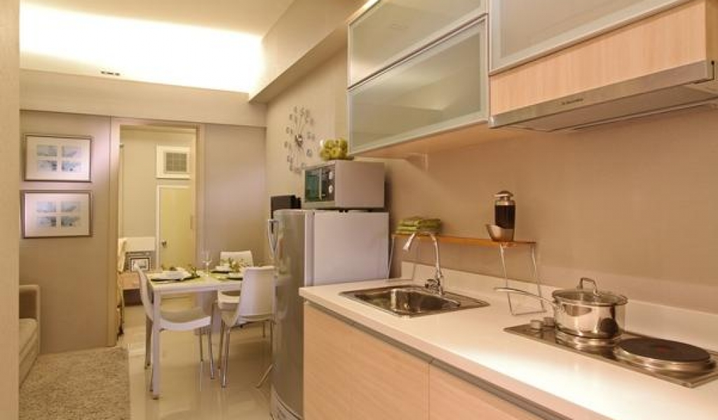 Smdc field residences condominium philippines for Interior designs for condo units