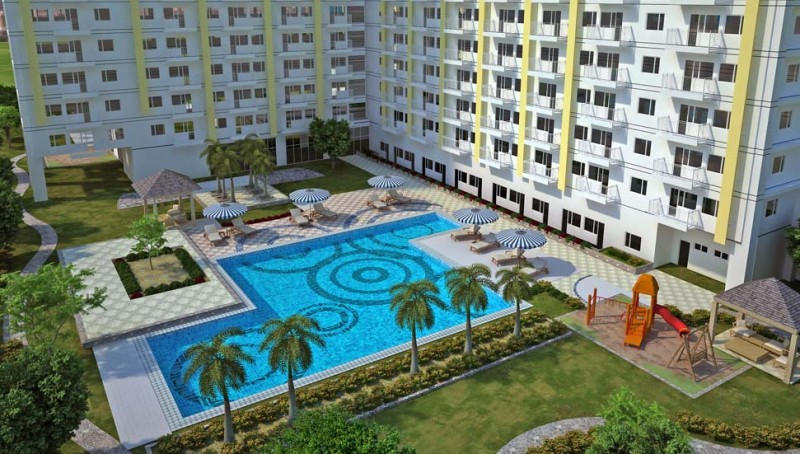 SMDC Sun Residences Condominium Philippines - Amenity Area