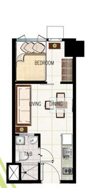 green residences standard 1BR