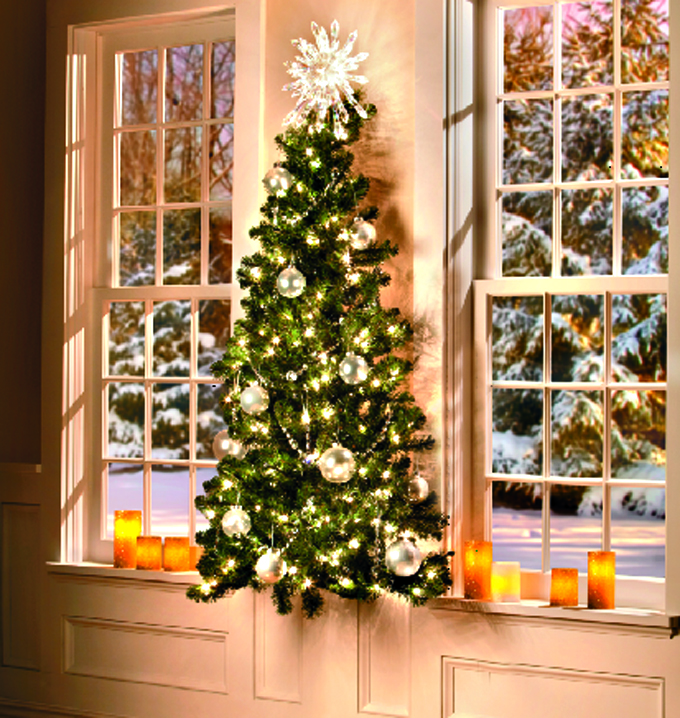 small apartment christmas decorating ideas - Decorating A Small Home For Christmas