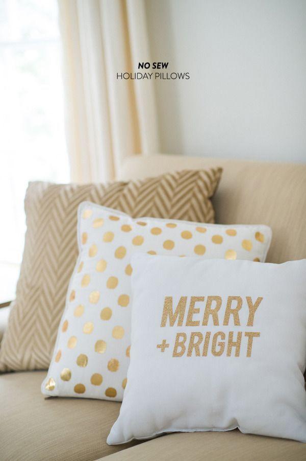 Decorative Christmas Pillows 1