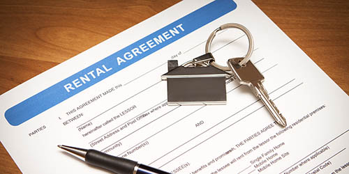 services - real estate leasing