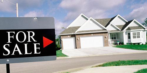 services - real estate sale