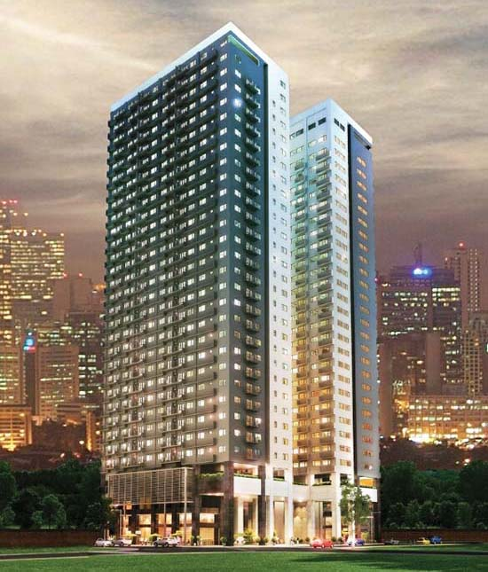 Signa Designer Residences - Project Perspective