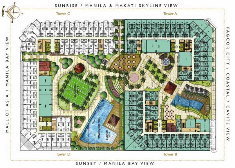 SoleMare Parksuites - Property Development Plan
