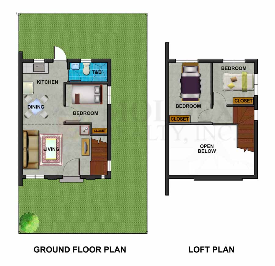 Amirah Floor Plan