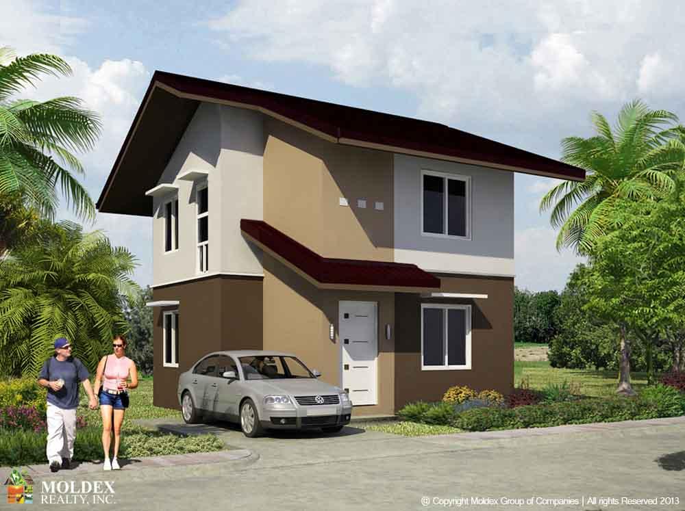Metrogate house model