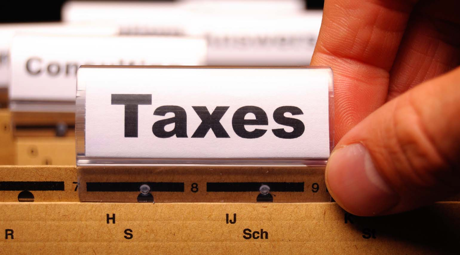 Taxes On  Houseand Property