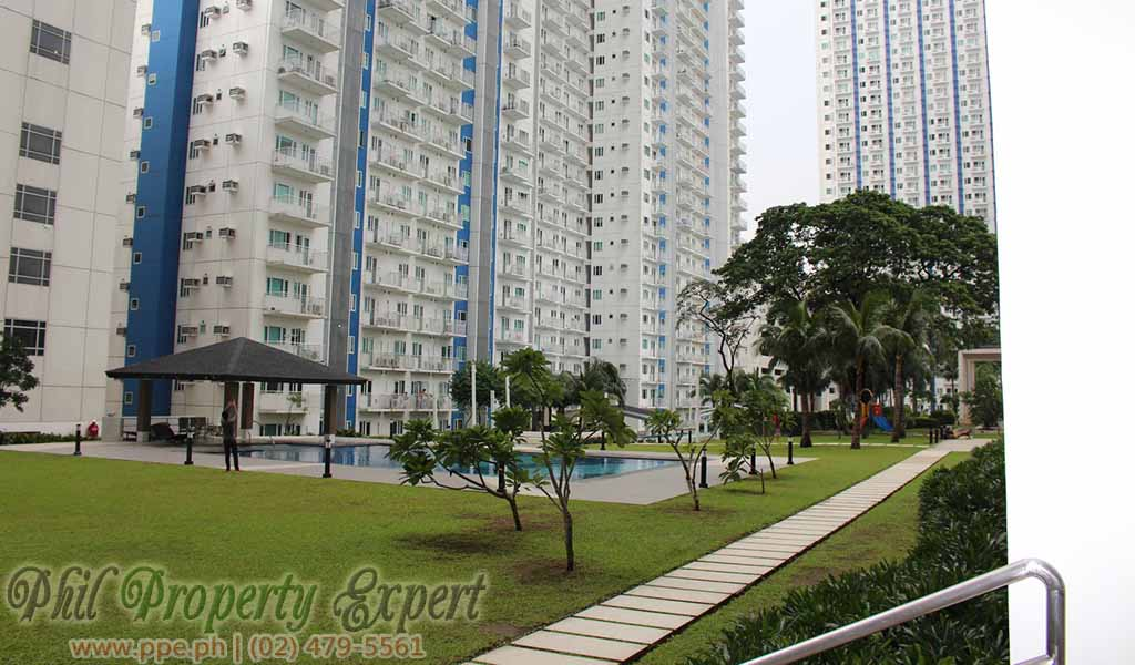 Fully Furnished 1br Condo With Balcony For Rent In Quezon City Smdc Grass Residences