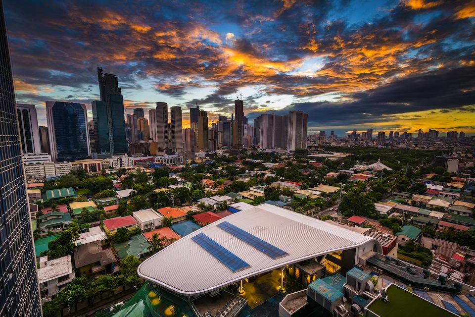 Metro Manila - highly urbanized locale