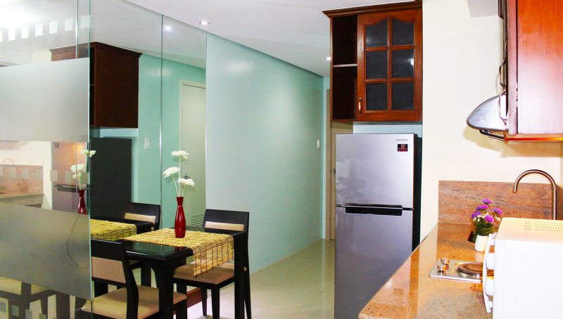 Condo for rent in MPlace Residences Quezon City