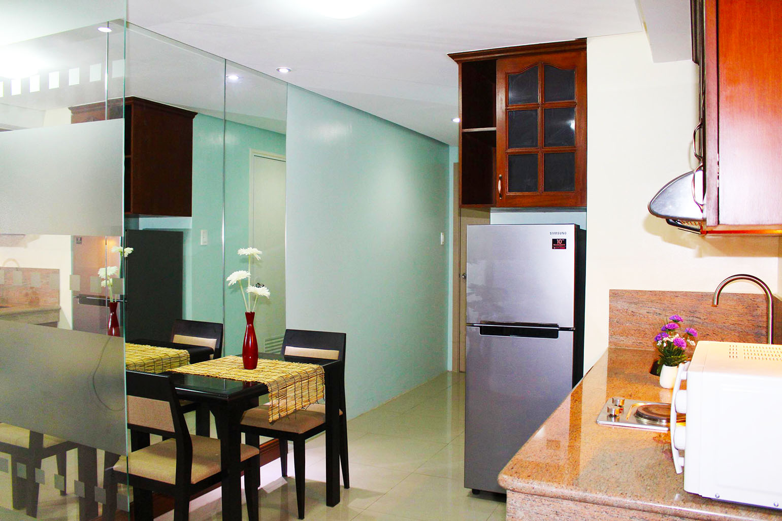 Condo for rent in quezon city 1 br fully furnished for I bedroom condo for rent
