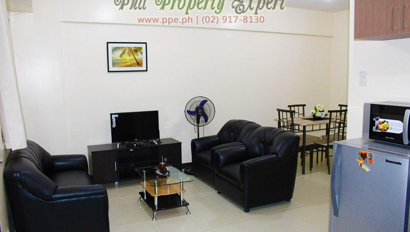 Verawood Residences - Condo unit for rent, hotel like accommodation