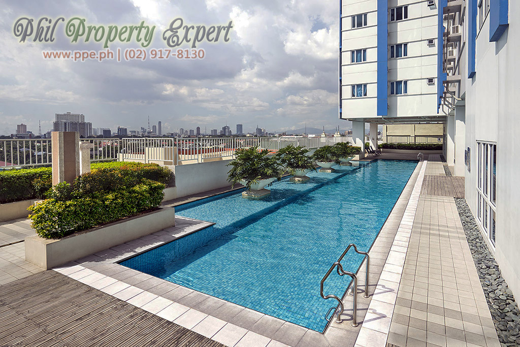 Princeton residences affordable studio unit condo for for Affordable furniture quezon city