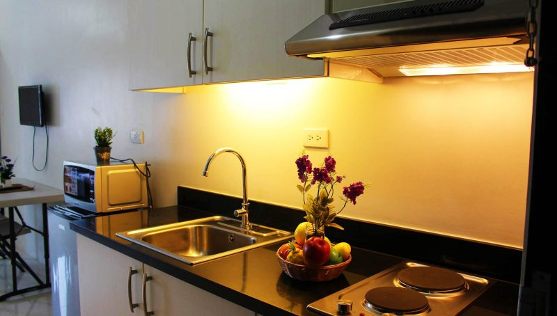 Princeton Residences Condo for rent in New Manila University Bel