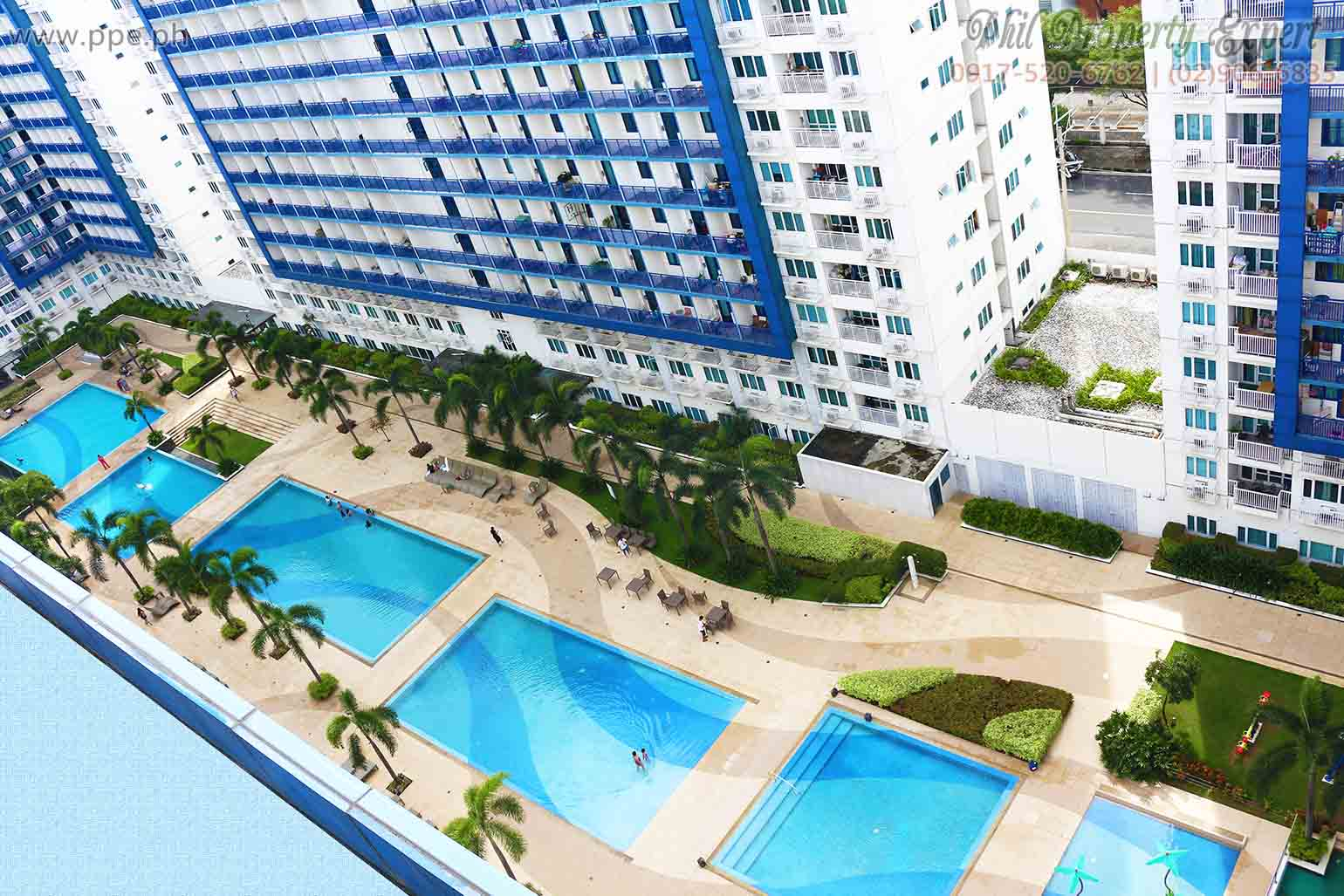 Sea Residences 1br Condo For Rent In Pasay Mall Of Asia Short Term
