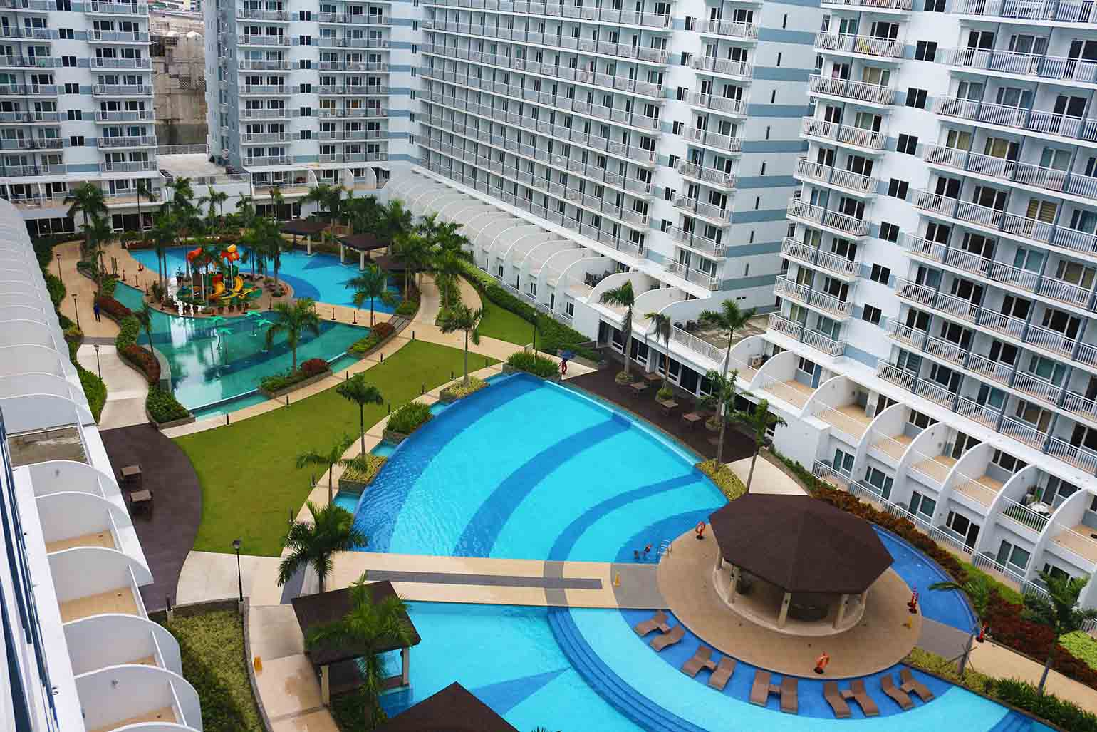 Short Term Condo Rental In Pasay  Shell Residences  Unit