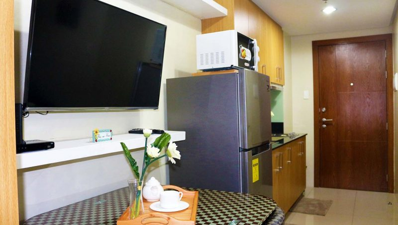1BR Condo for Rent in Pasay City, MOA Area - Shell Residences Un