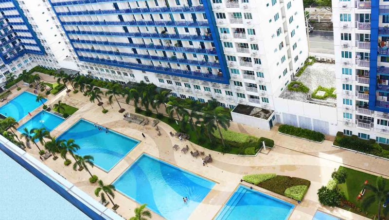 1BR Condo for Rent in Pasay City, MOA Area - Sea Residences Unit