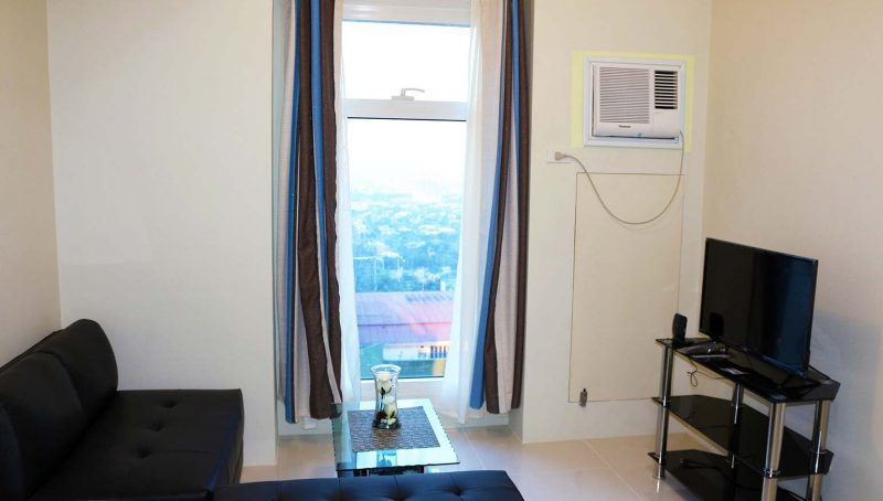 1 bedroom condo for rent in Currency Tower Ortigas
