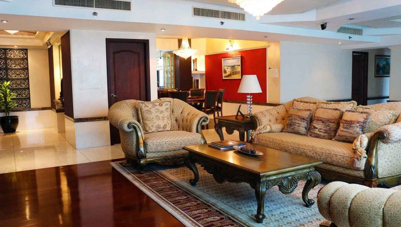The Shang Grand Tower 3 Bedroom Luxury Condo for Rent in Makati