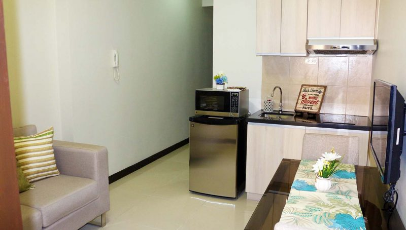 Admiral Baysuites condo for rent in Malate Manila