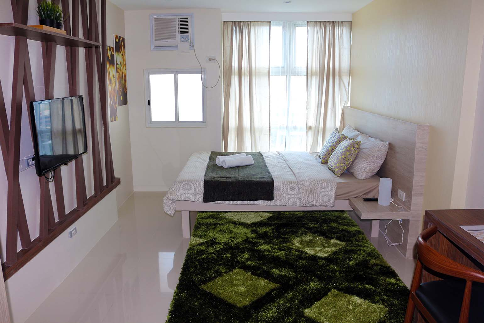 Fully runished studio condo for rent in quezon city near - Interior design services near me ...