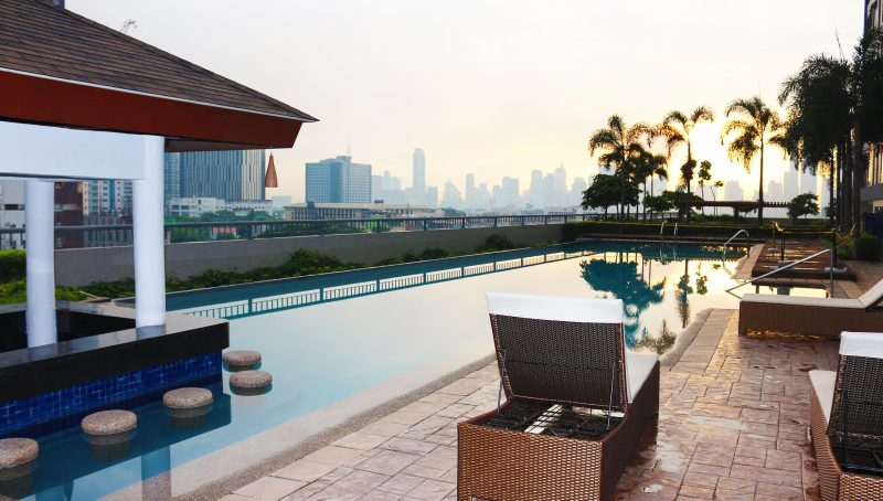 Park West condominium for rent BGC