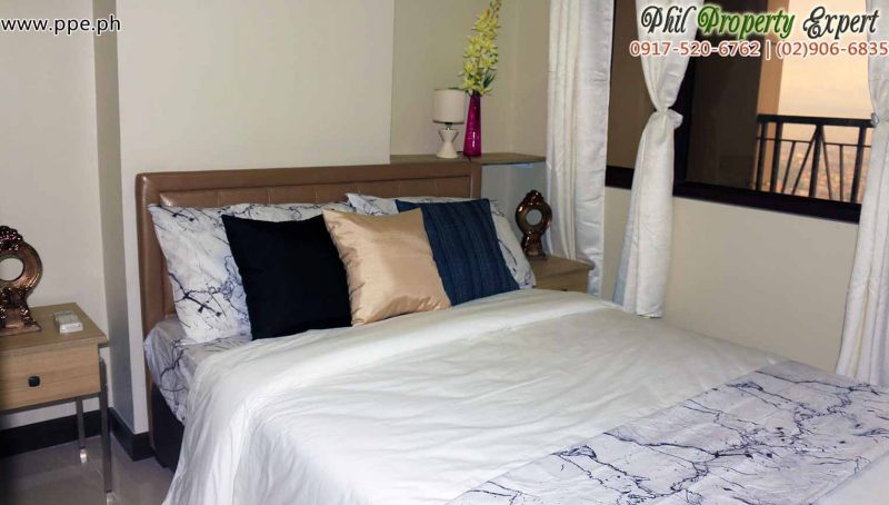 Condo for rent in Malate Manila - Admiral Baysuites unit 5121
