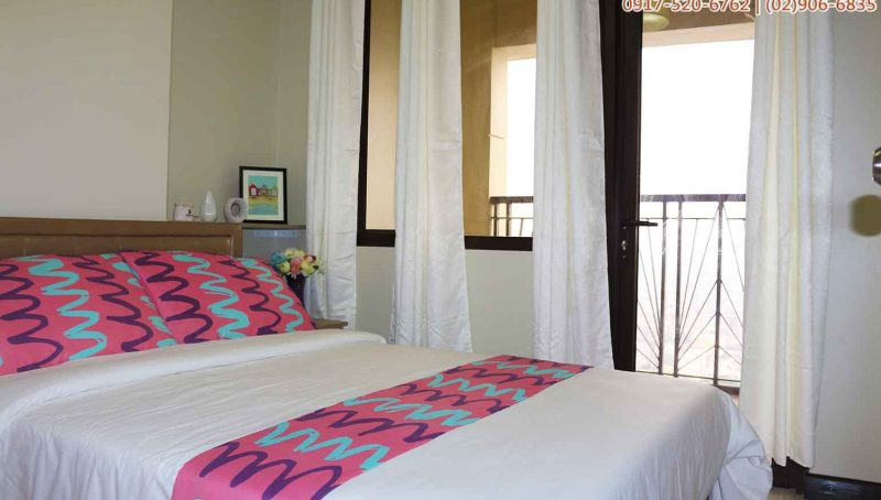 Accommodation for rent in Roxas Boulevard Malate