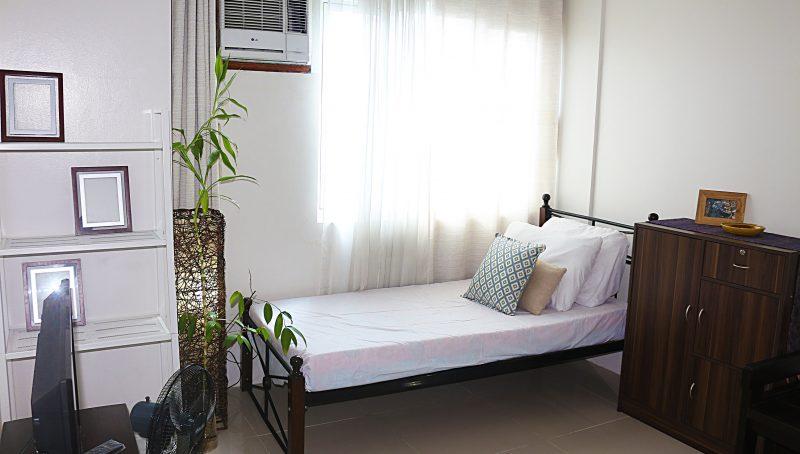 studio apartment in Katipunan