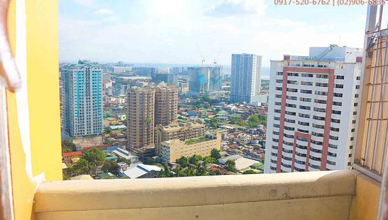 Studio unit in Taft Manila