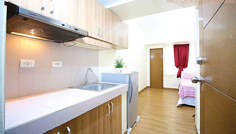 Rent studio apartment Pines Peak Condominium Mandaluyong