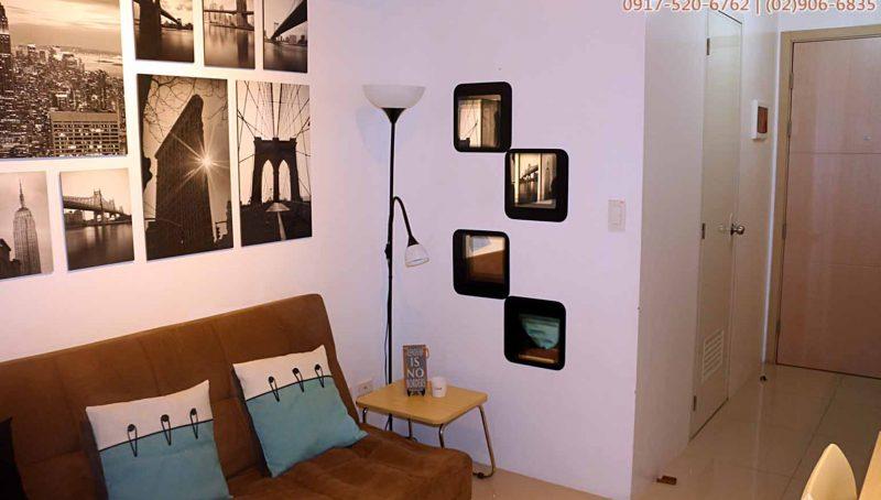 Rent 1 bedroom in Light Residences Mandaluyong City