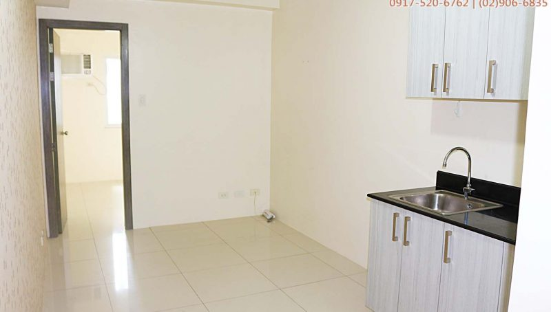 Rent Unfurnished 1 bedroom condominium Green Residences Manila