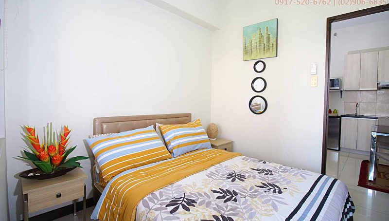 Rent 1 bedroom fully furnished in Admiral East Tower Malate Manila