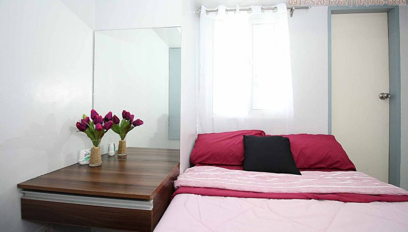 Rent Spacious 2 Bedroom semi furnished condominium unit along EDSA