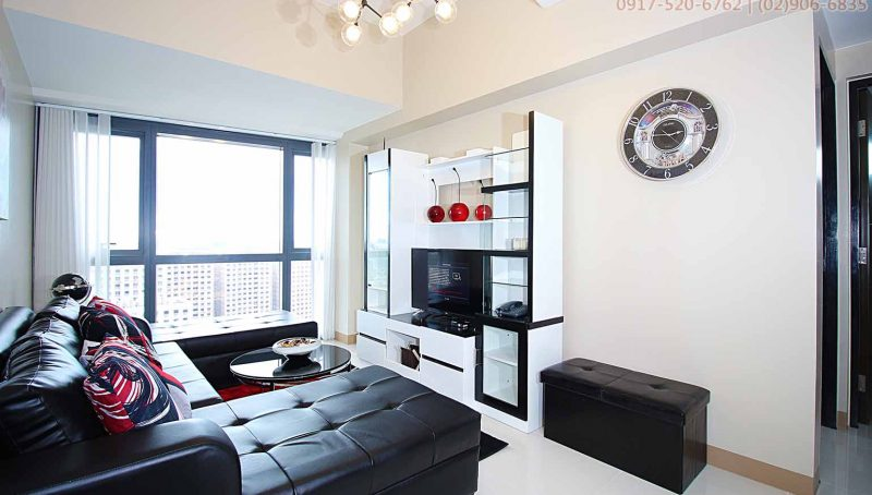 Vacation rental 1 bedroom condominium Eastwood City Libis Quezon City Manila