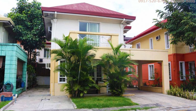 Rent 3 bedroom 2 carport single detach house Pasig City