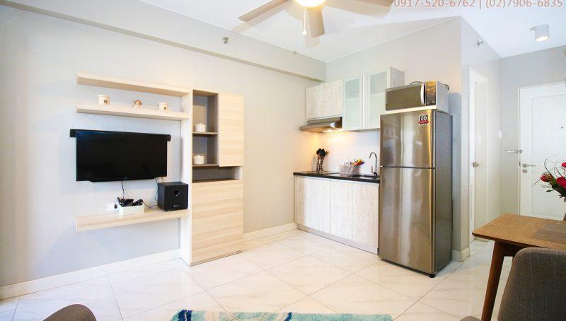 Fully 1 bedroom for rent in Aseana Paranaque City Manila