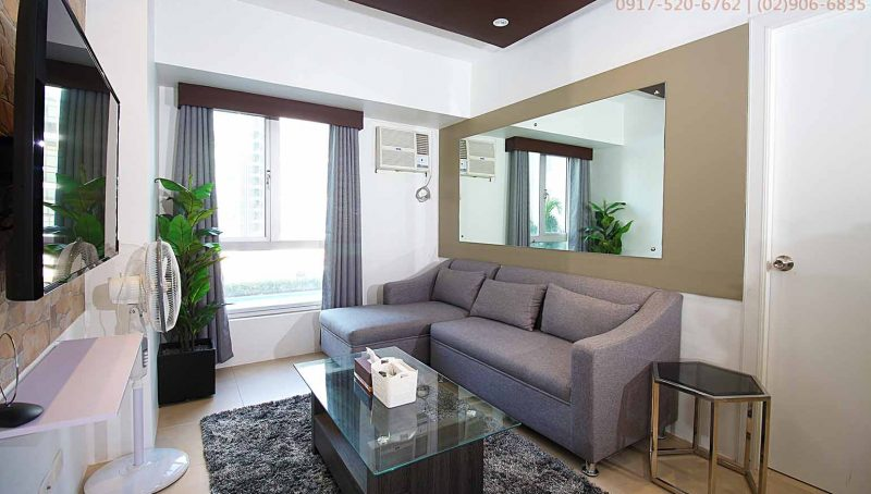 Rent 1 bedroom condominium in Bonifacio Global City Taguig