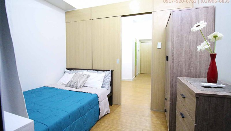 Rent fully furnished 1 bedroom Grace Residences condominium