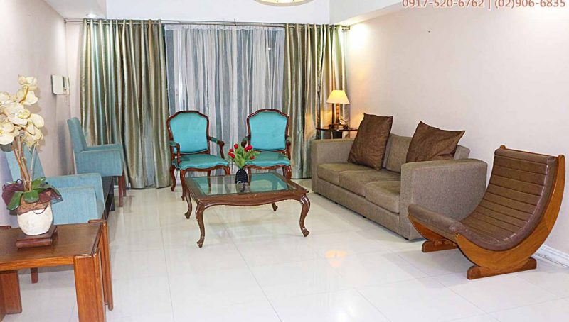 Rent 3 bedroom with car park in Wack wack Road Mandaluyong