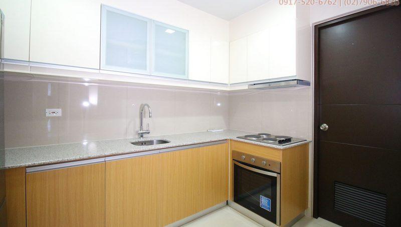 Semi furnished 2 bedroom condominium with parking in Bonifacio Global City Taguig